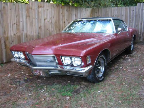 1971 buick riviera for sale in augusta georgia classified. Black Bedroom Furniture Sets. Home Design Ideas