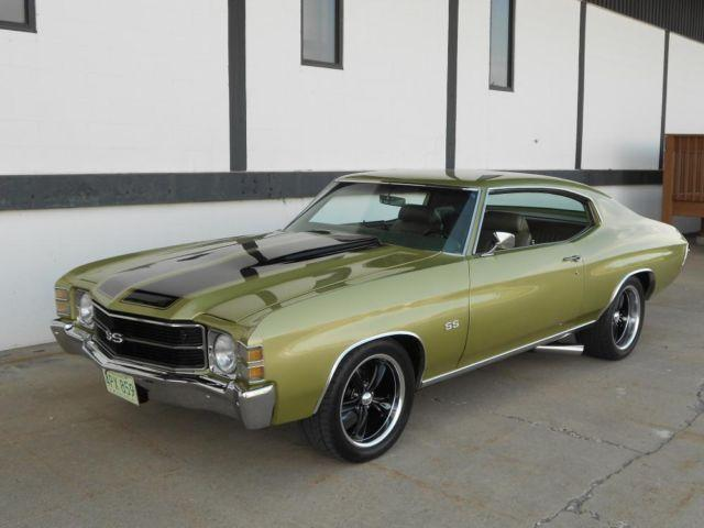 1971 Chevelle SS Frame off built Resto-mod for Sale in Minneapolis ...