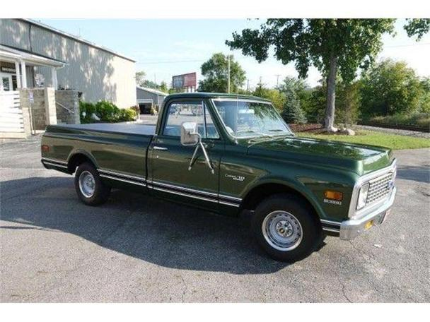 1971 chevrolet c10 for sale in lansing michigan classified. Black Bedroom Furniture Sets. Home Design Ideas