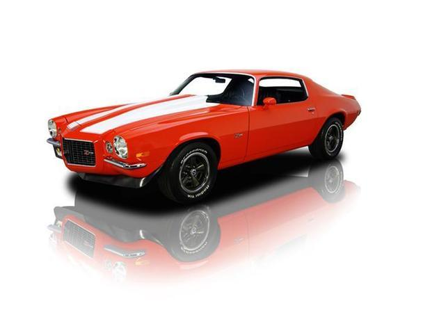 1971 chevrolet camaro z28 for sale in charlotte north. Black Bedroom Furniture Sets. Home Design Ideas