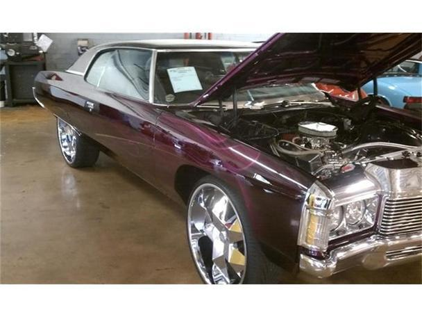 1971 Chevrolet Caprice Classic For Sale In Hickory North
