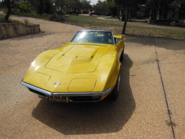 1971 chevrolet corvette for sale in san antonio texas classified. Black Bedroom Furniture Sets. Home Design Ideas