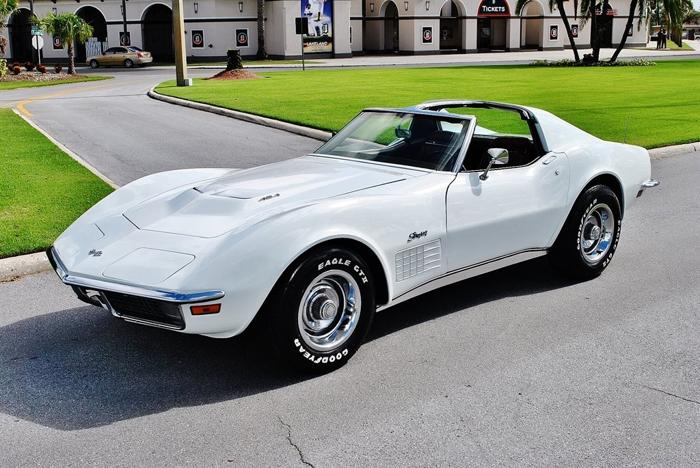 1971 Chevrolet Corvette LS5 454