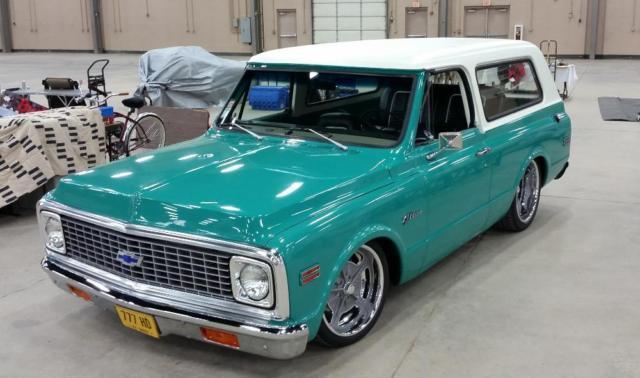 Pikes Peak Drive >> 1971 Chevrolet K5 Blazer, 2wd, C-10, Short Bed, Pro ...