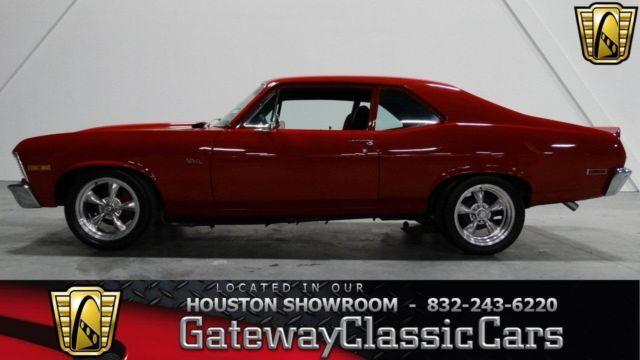 American Auto Sales Houston Tx: 1971 Chevrolet Nova #102HOU For Sale In Houston, Texas