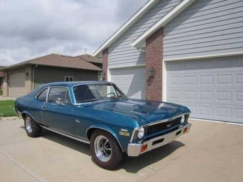 1971 Chevrolet Nova Super Sport American Classic in Sioux Falls, SD