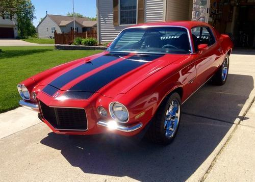 1971 chevy camaro rs for sale in rawsonville michigan classified. Black Bedroom Furniture Sets. Home Design Ideas