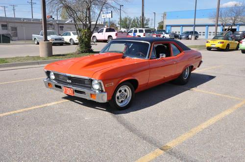 1971 chevy nova ss pro street coupe for sale in wichita kansas classified. Black Bedroom Furniture Sets. Home Design Ideas
