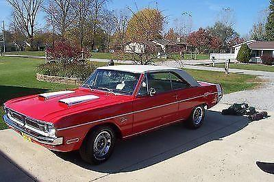 1971 dodge dart swinger for sale in belle center ohio. Black Bedroom Furniture Sets. Home Design Ideas