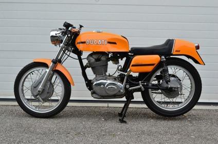 1971 Ducati 450 Mk3 Desmo RARE MODEL -Free Delivery Worldwide-