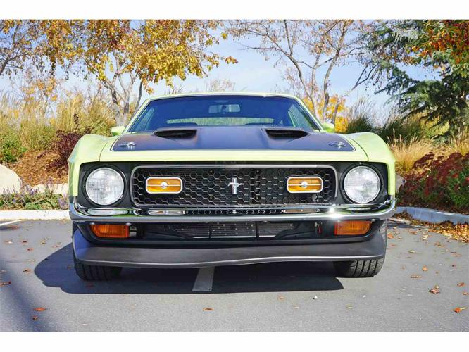 1971 ford mustang 429 boss 44000 for sale in los angeles california classified. Black Bedroom Furniture Sets. Home Design Ideas