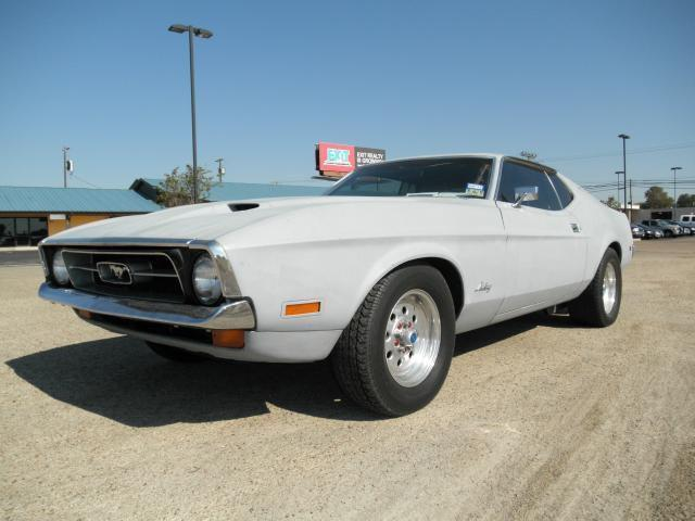 1971 ford mustang for sale in killeen texas classified. Black Bedroom Furniture Sets. Home Design Ideas