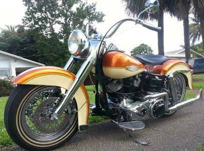 1971 Harley-Davidson Touring FLH Electra GlideL