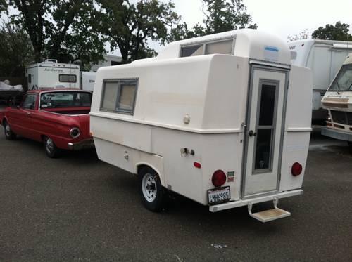 1971 HAVASU FIBERGLASS CAMP TRAILER for Sale in Windsor ...