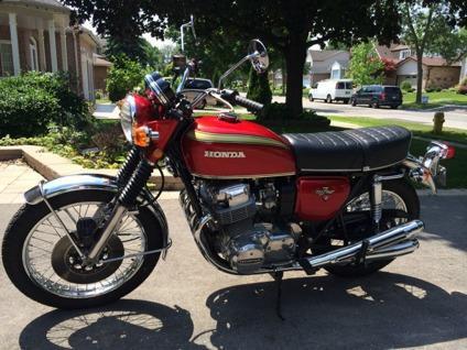 1971 honda cb 750 for sale in dallas texas classified for Honda motorcycle dealer dallas