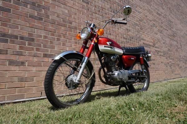 1971 honda cb100 for Sale in Kalamazoo, Michigan ...