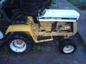 1971 International Cub Cadet 127 Hydrostatic Tractor Cambridge Oh For Sale In Tuscarawas