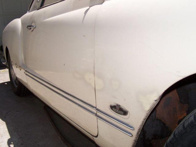 1971 Karmann Ghia for Sale in Vacaville, California ...