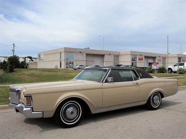 1971 lincoln continental mark iii for sale in alsip illinois classified. Black Bedroom Furniture Sets. Home Design Ideas