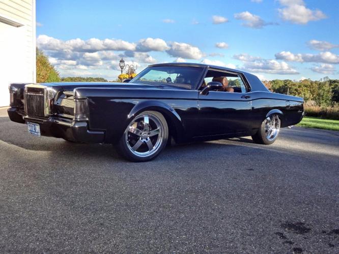 1971 Lincoln Mark III Restomod