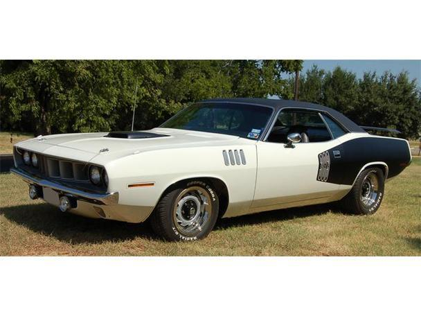 Plymouth Cuda For Sale In Texas Classifieds Buy And Sell