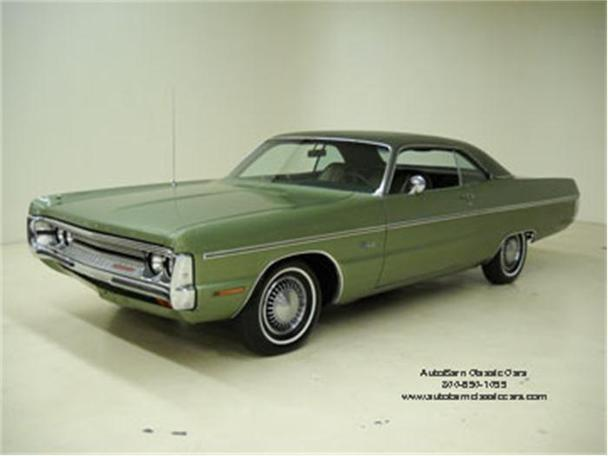 1971 Plymouth Fury III