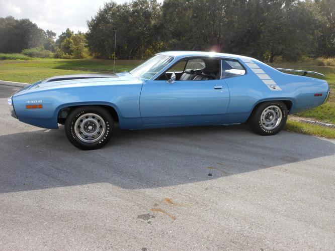 1971 plymouth road runner for sale in lexington south carolina classified. Black Bedroom Furniture Sets. Home Design Ideas