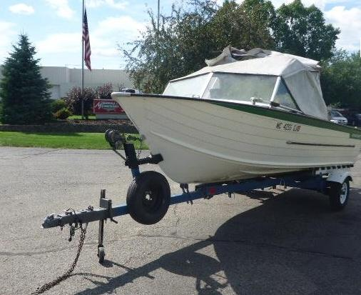 1971 starcraft for sale in byron center michigan for 16 foot aluminum boat motor size