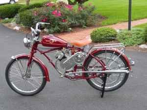 1971 Whizzer Motor Bike (Harrisonburg)