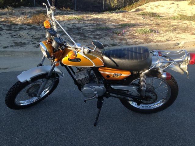 1971 Yamaha CT-1 175 Enduro