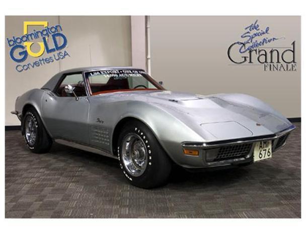1971 Chevrolet Corvette for Sale in Napoleon, Ohio Classified ...