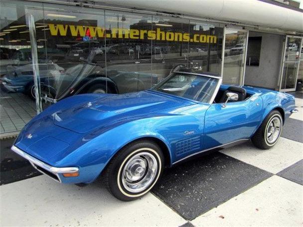 1971 Chevrolet Corvette for Sale in Springfield, Ohio Classified ...