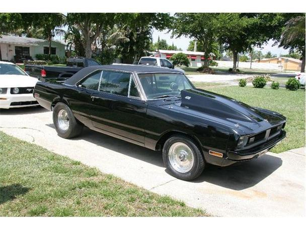1971 dodge dart for sale in pompano beach florida classified. Black Bedroom Furniture Sets. Home Design Ideas