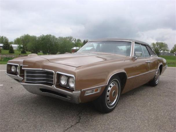 1971 Ford Thunderbird for sale in Milbank, South Dakota