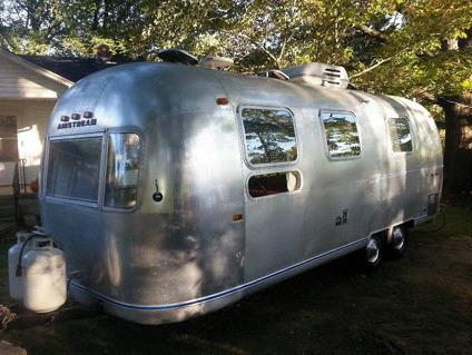 1972 Airstream Trade Wind Travel Trailer 25ft For Sale In