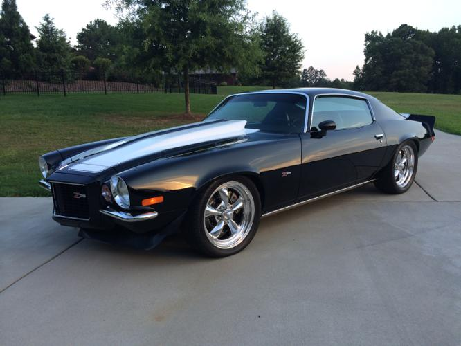 1972 camaro rallysport z28 for sale in loomis california classified. Black Bedroom Furniture Sets. Home Design Ideas