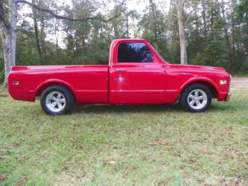 1972 Chevrolet C10 Classic Truck In Moss Point Ms For