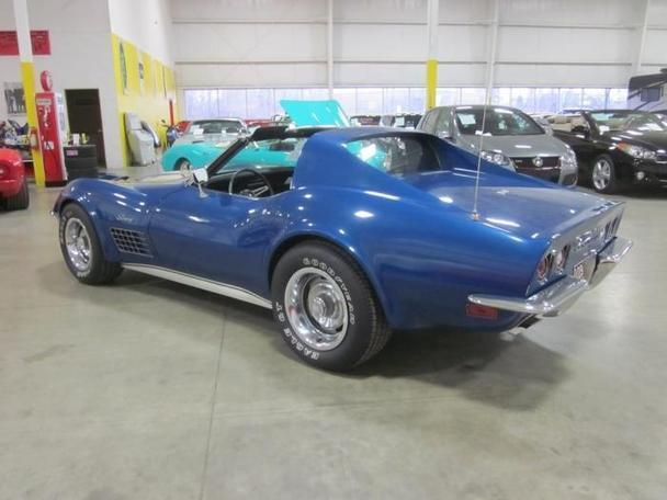 1972 chevrolet corvette for sale in kentwood michigan classified. Black Bedroom Furniture Sets. Home Design Ideas