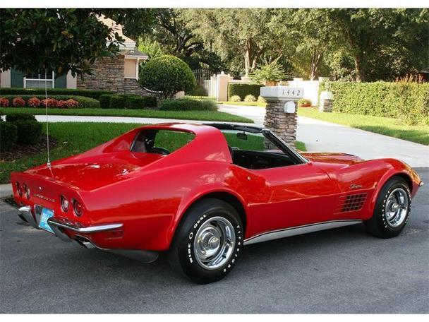 1972 chevrolet corvette for sale in lakeland florida classified. Cars Review. Best American Auto & Cars Review