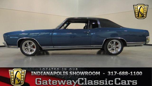 1972 chevrolet monte carlo 277ndy for sale in indianapolis indiana classified. Black Bedroom Furniture Sets. Home Design Ideas