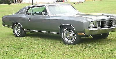 1972 Chevrolet Monte Carlo Base Hardtop 2-Door 5.7L