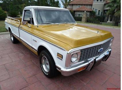 1967 1972 Chevy Trucks Cars For Sale In The Usa Buy And Sell
