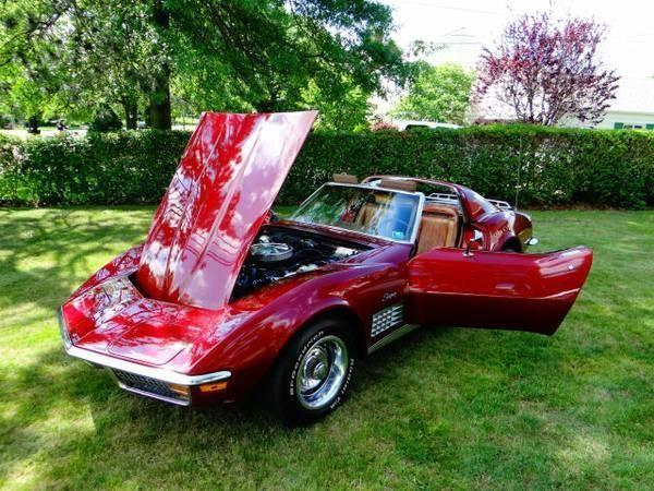 1972 chevy corvette for sale pa for sale in aliq pennsylvania. Cars Review. Best American Auto & Cars Review