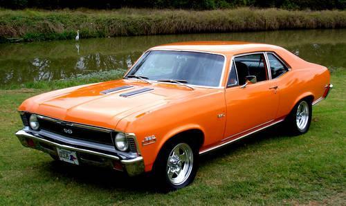 1972 chevy nova complete body off restoration for sale in for American restoration cars for sale