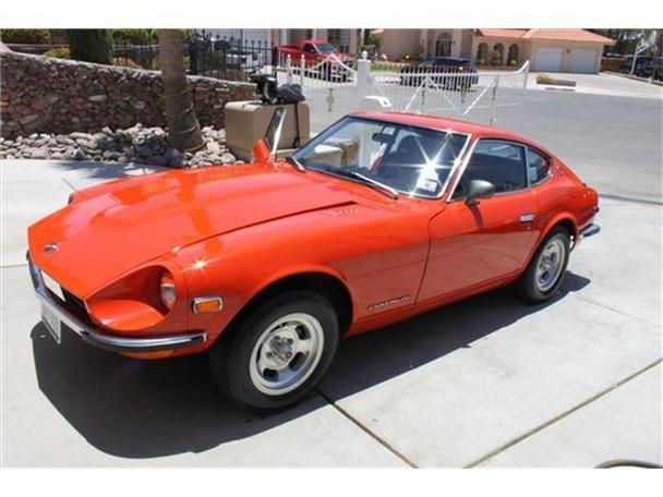 1972 datsun 240z for sale in escondido california classified. Black Bedroom Furniture Sets. Home Design Ideas