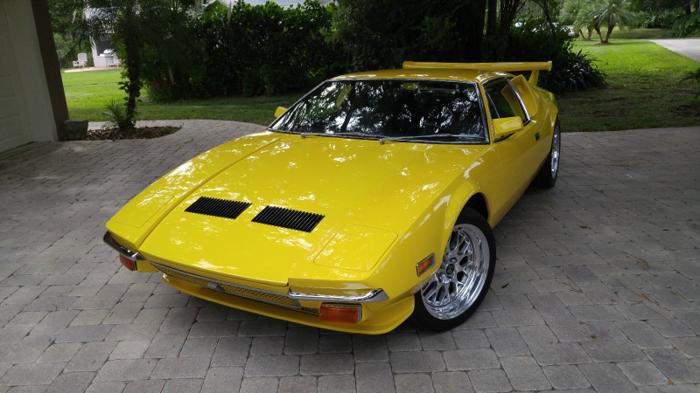 1972 de tomaso pantera l custom for sale in detroit michigan classified. Black Bedroom Furniture Sets. Home Design Ideas
