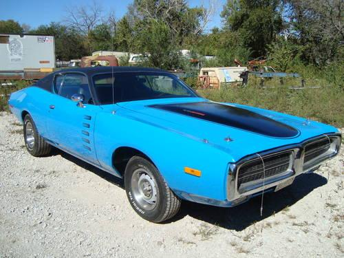 1972 dodge charger rallye for sale in co bluffs iowa classified. Black Bedroom Furniture Sets. Home Design Ideas
