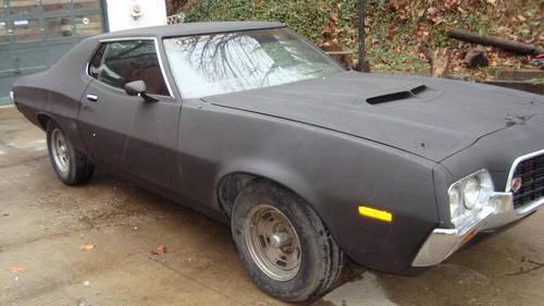 1972 ford gran torino 302 auto for sale in lavalette west virginia classified. Black Bedroom Furniture Sets. Home Design Ideas