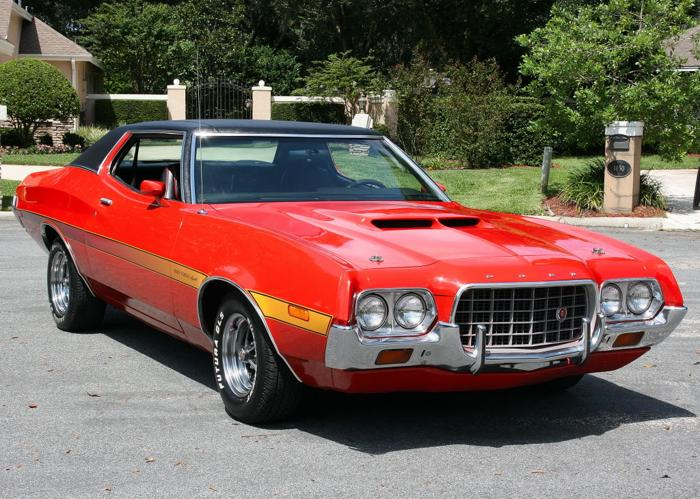 Ford Gran Torino For Sale In California Classifieds Buy And Sell