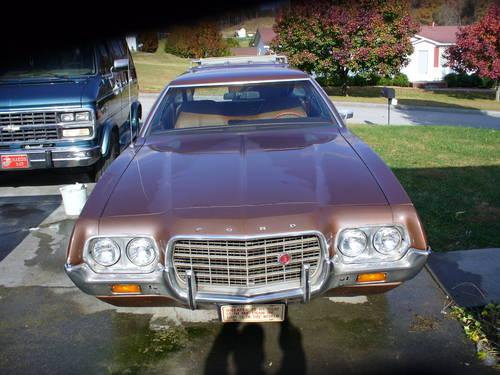 1972 ford gran torino wagon for sale in johnson city tennessee classified. Black Bedroom Furniture Sets. Home Design Ideas